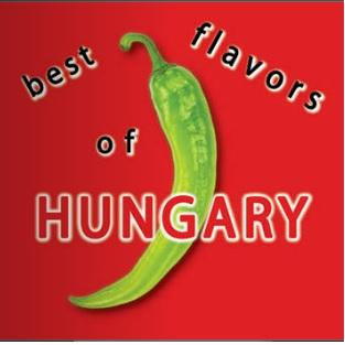 BEST FLAVORS OF ,,HUNGARY""