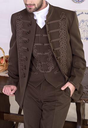 Bocskai öltöny barna 3 részes Rákóczi kikötésű