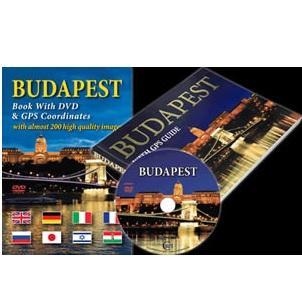 BUDAPEST képeskönyv és DVD