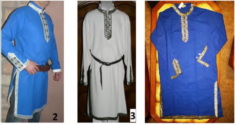 Kaftán Nyári kaftán és hosszított Atilla ingek