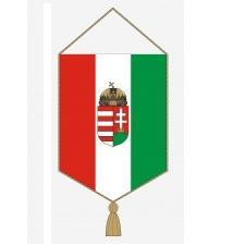 Magyar autós zászló