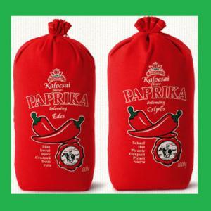 Fűszerpaprika őrlemény vászonzsákban 5kg