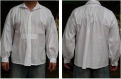 hosszú ujjú ing Paraszting kalocsai férfi ing alapja is