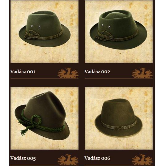Vadász kalap 001