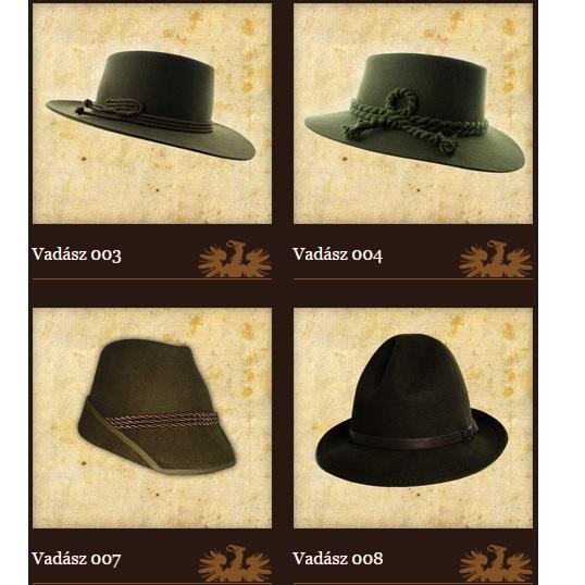 Vadász kalap 003