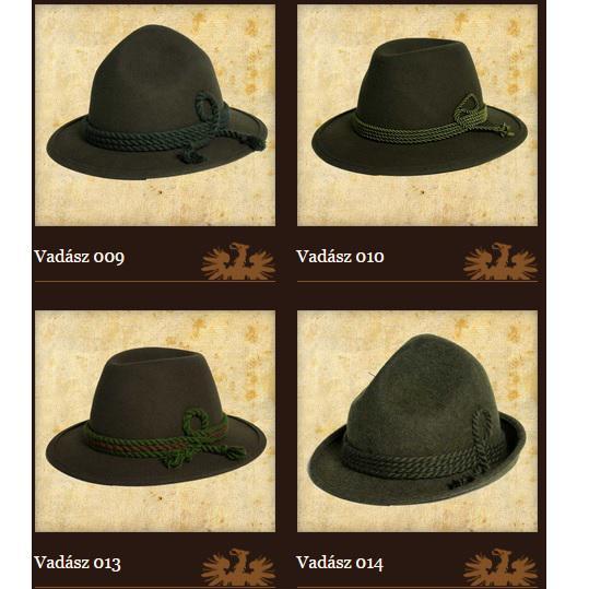 Vadász kalap 009