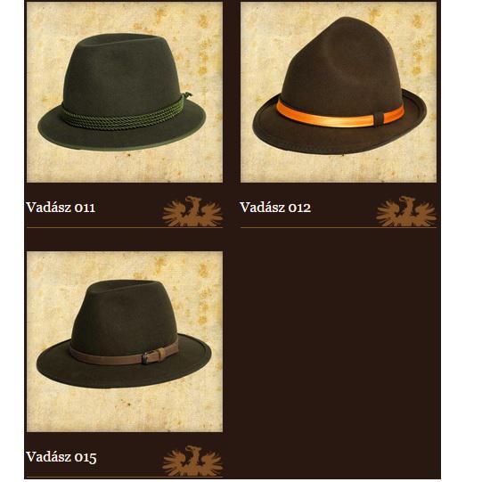 Vadász kalap 011