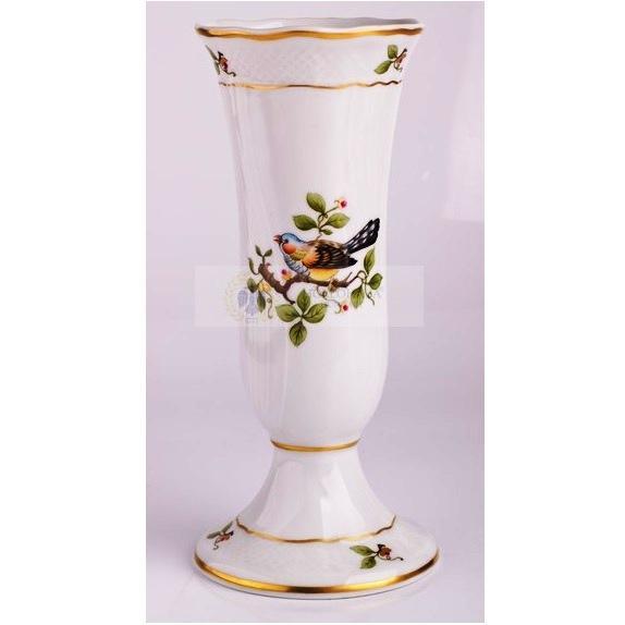 Váza 21cm pann. Madaras