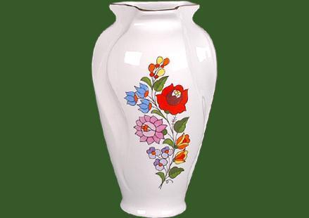 Váza Hullámos