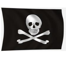 zászló kalóz zászló