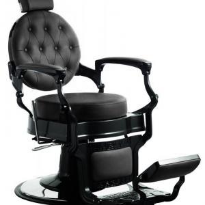 Barber székek, férfi kiszolgáló székek.