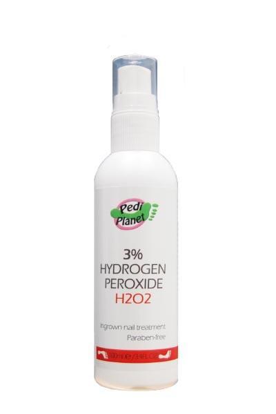 3% Hidrogén-peroxid oldat (sebfertőtlenítő és vérzéscsillapító) 100ml