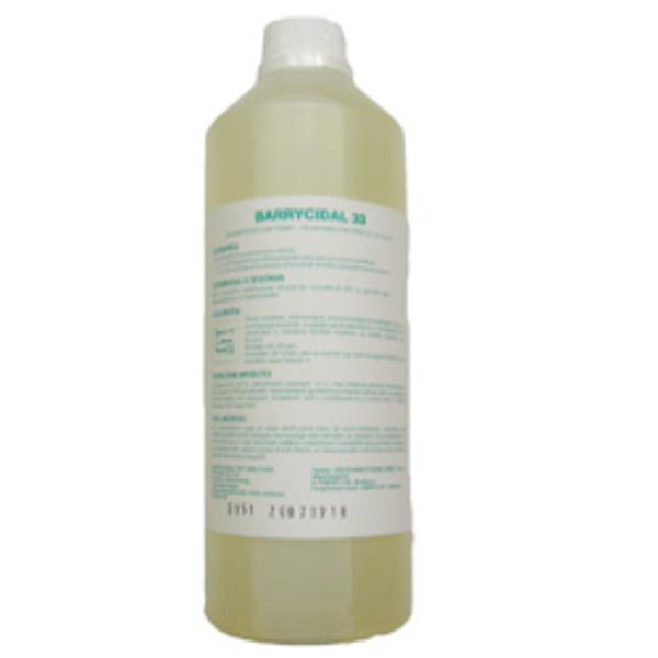 Barrycidal 33 -1 literes. Műszerfertőtlenítő.