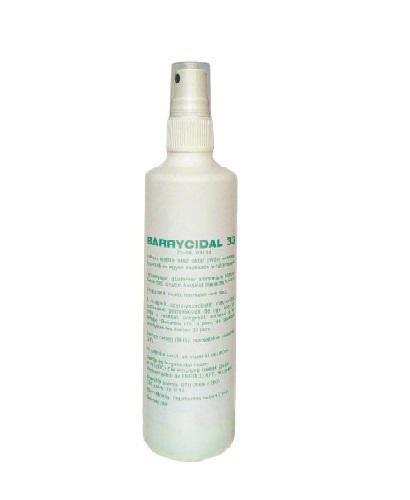 Barrycidal 33 - 200ml Műszerfertőtlenítő és eszközfertőtlenítő