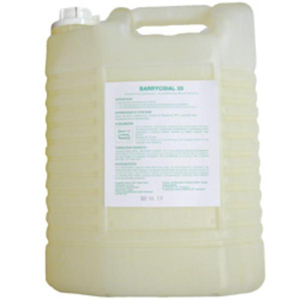 Barrycidal 33 - 5L . Műszerfertőtlenítő