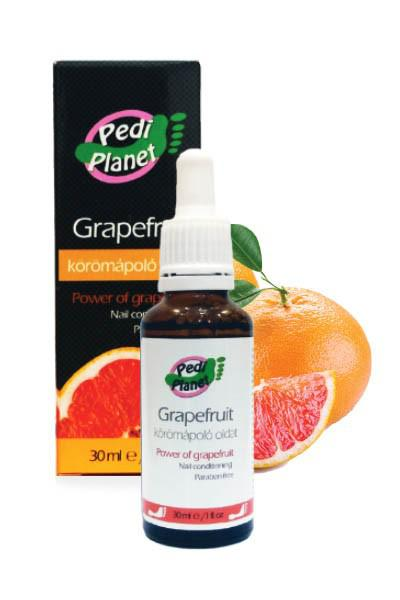 Beauty Nail Drops Grapefruit mag körömecsetelő 30ml