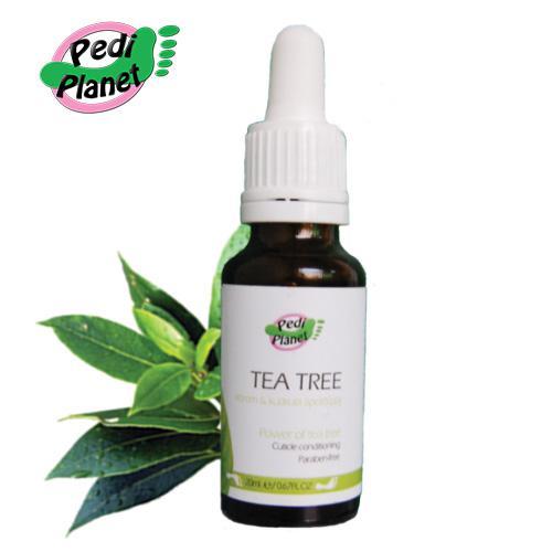 Bőrápoló olaj teafa 20ml