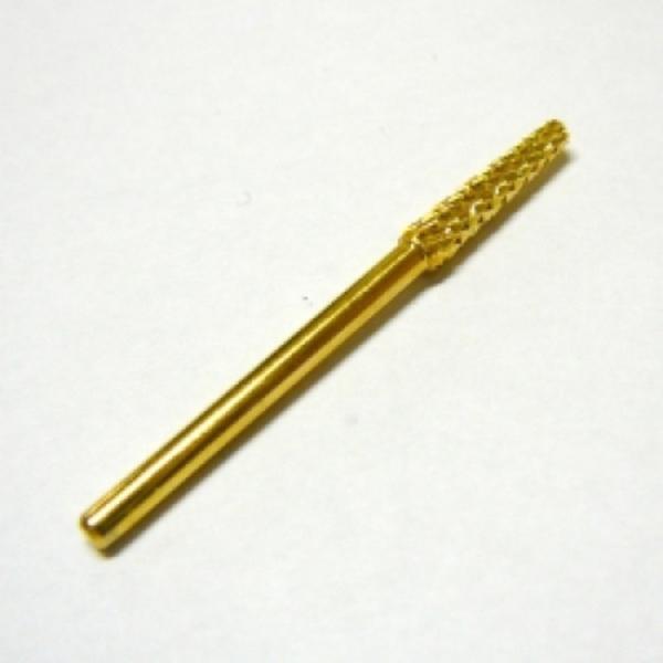 Carbidfej párhuzamos, arany