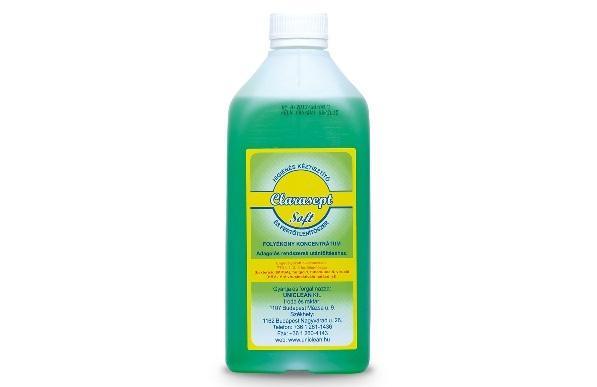 Clarasept Soft-kézfertőtlenítő 1 liter