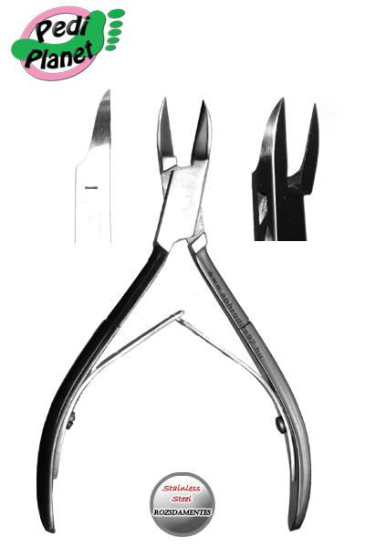 Egyenes karcsú pedikűrös körömcsípő 105