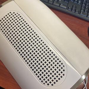 Porelszívó kéztámasszal, 3 ventilátorral HASZNÁLT