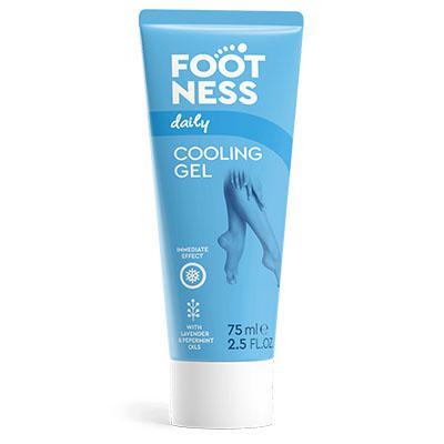 Footness Cooling gel lábfrissítő gél nehéz láb ellen 75ml