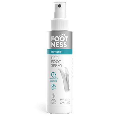 Footness lábspray teafa olaj kivonattal 125ml