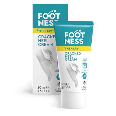 Footness sarokpuhító urea krém 50ml