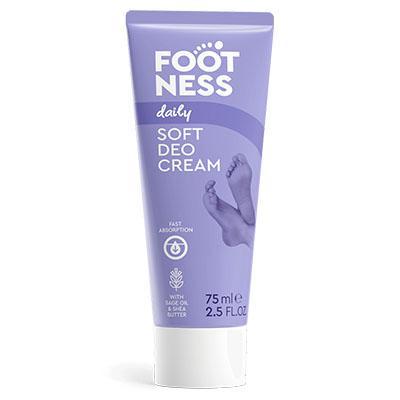 Footness Soft Deo cream láb hidratáló krém 75ml