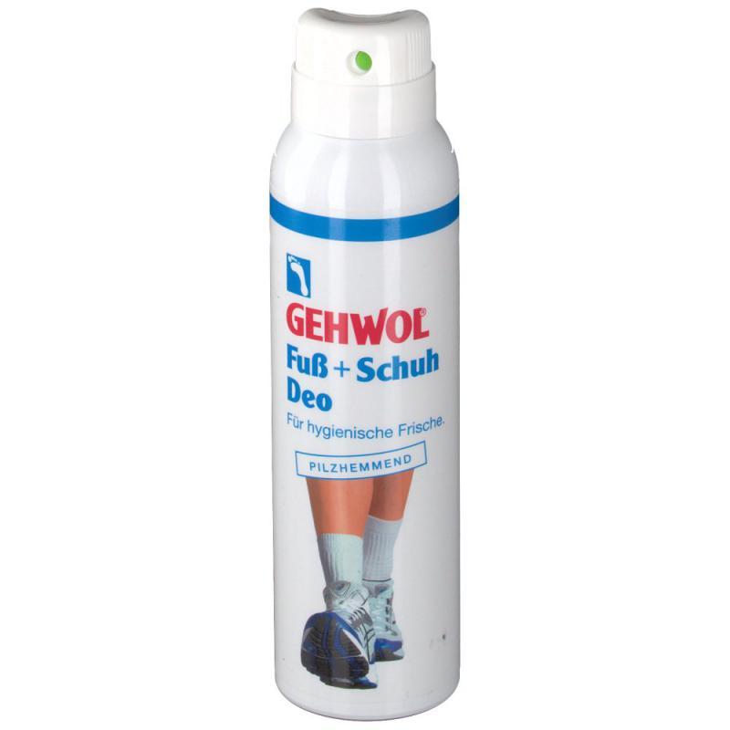 Gehwol Cipő és Lábdezodor spray 150 ml