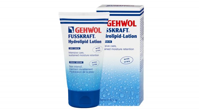Gehwol Fusskraft Hydrolipid-lotion 125ml