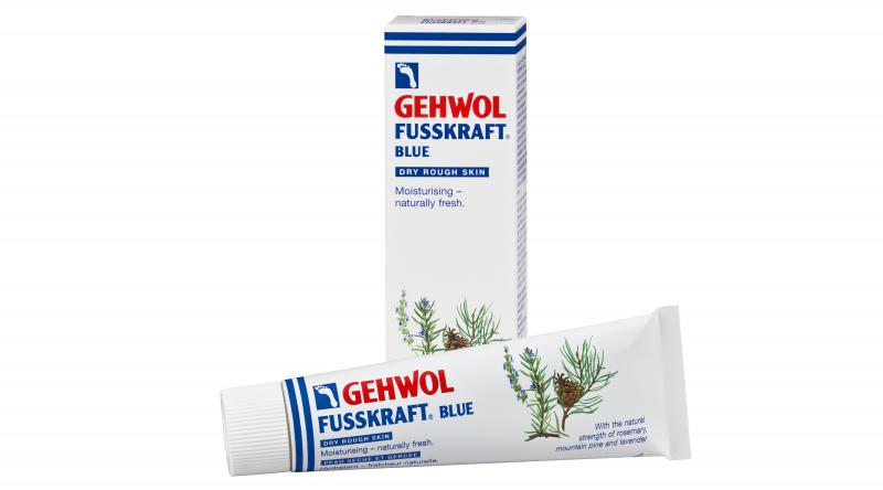 Gehwol Fusskraft Kék 75ml