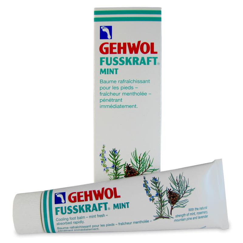 Gehwol Fusskraft Menta 75ml