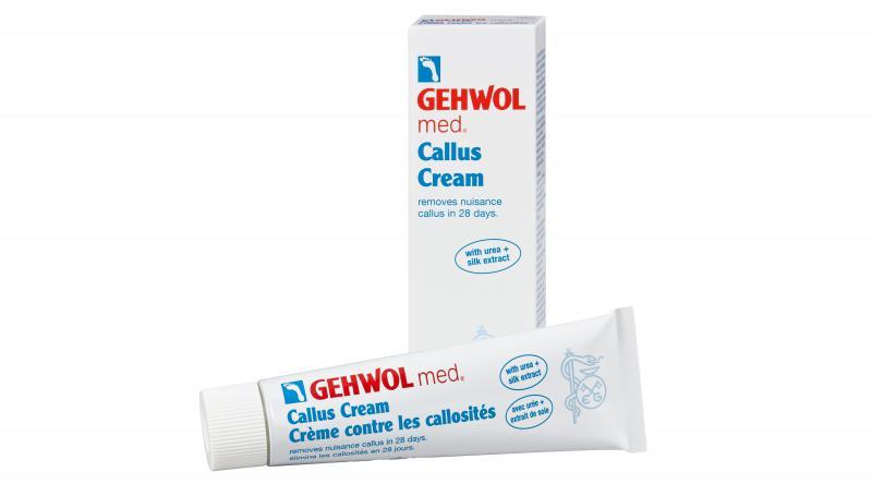 Gehwol med Bőrkeményedés krém 75 ml