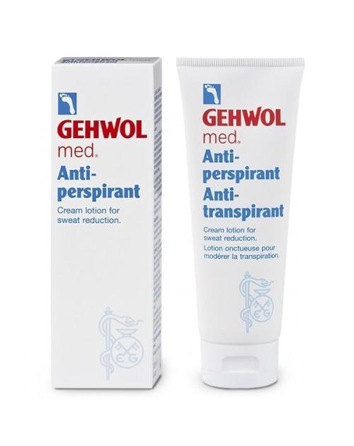 Gehwol med Lábizzadásgátló krém 125 ml