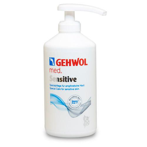Gehwol med Sensitive 500ml