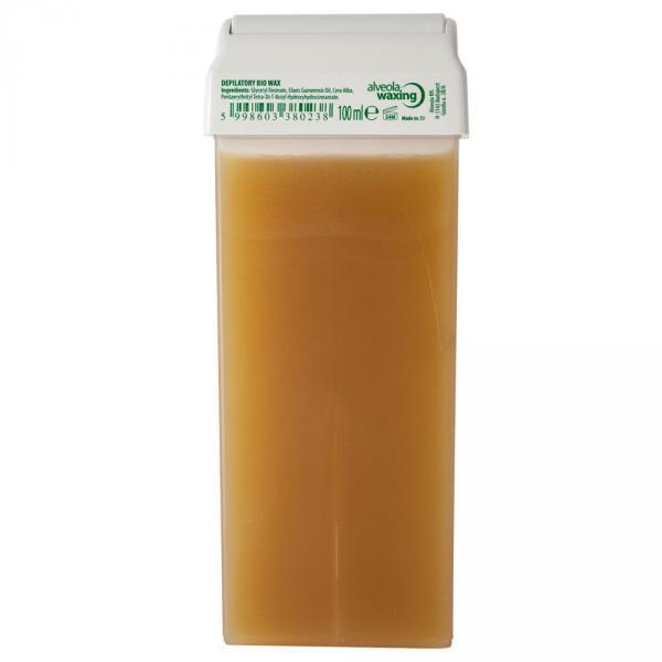 Gyantapatron bio sárga 100ml széles fejjel (9301)