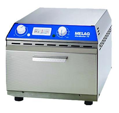 Hőlégsterilizátor 4,5 L MELAG