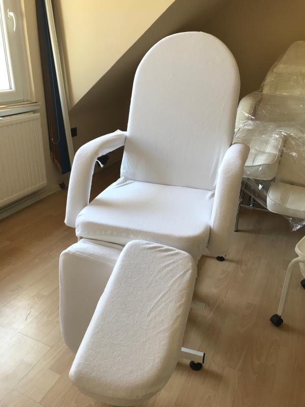Huzat pedikűrös székre (2)