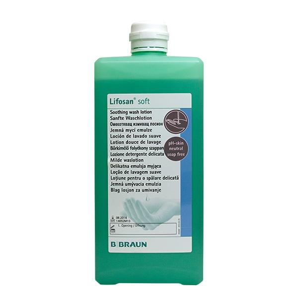 Lifosan Soft folyékony szappan 1l