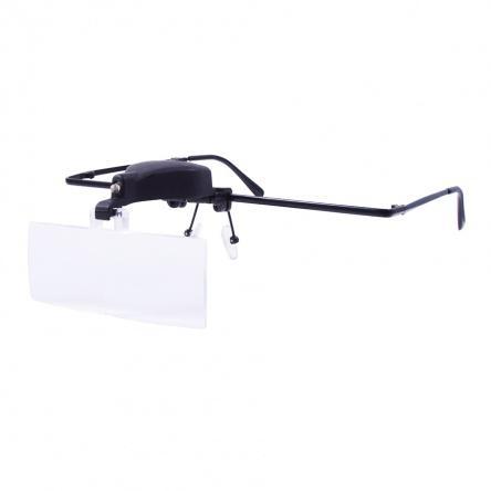 Long Lashes nagyítós szemüveg LED lámpával