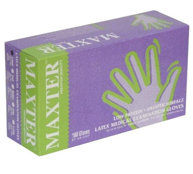 Maxter Latex  Kesztyű