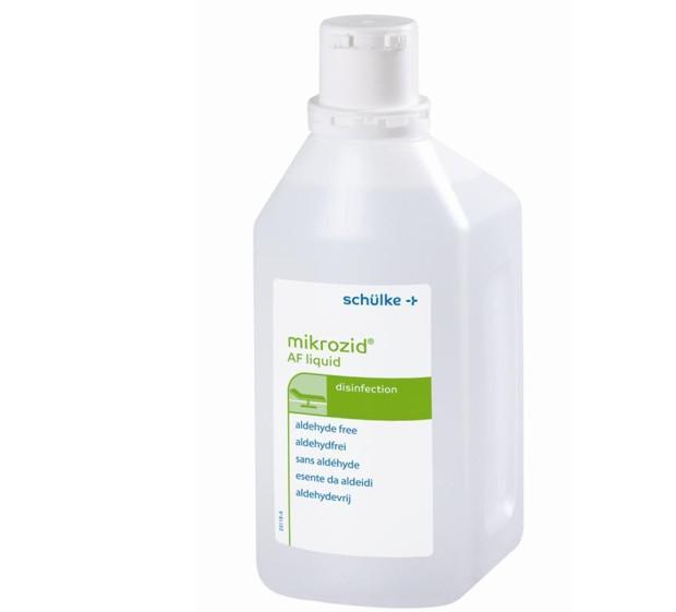 MIKROZID AF liquid felületfertőtlenítő 1L