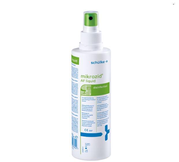 MIKROZID AF liquid felületfertőtlenítő spray 250 ml