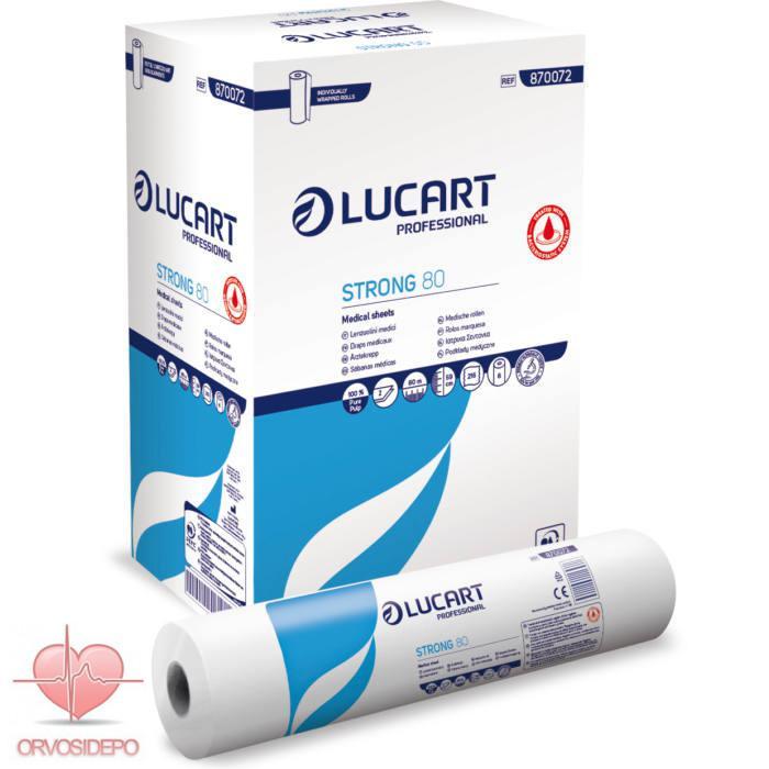 Papírlepedő Lucart Strong 59cm x 80m