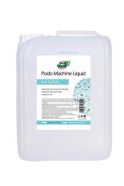 Pedi Planet Podo Machine Liquid pedikűr gépbe fertőtlenítőszer 5000ml
