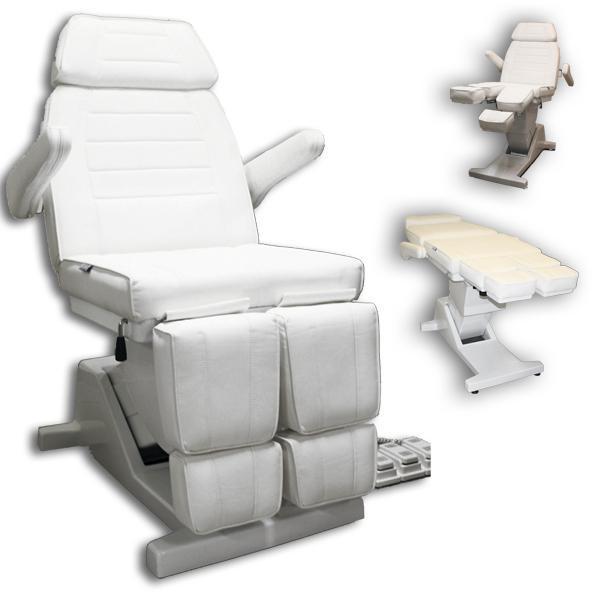Pedikűrős szék, elektromos (2269 O) Orfeusz