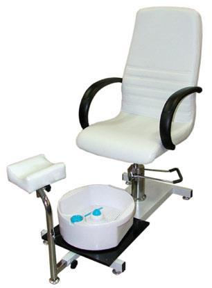 Pedikűrös szék,hidraulikus,lábáztatós (3820)