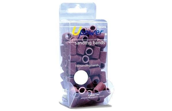 Prémium dobozos csiszológyűrű - COARSE 100db