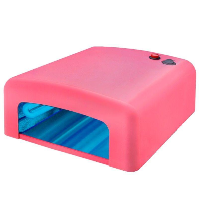 Professional UV lámpa 36 W, pink (2289)